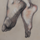 Thumbnail for Foot & Drapery study 2