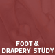 Hover Thumbnail for Foot & Drapery Study