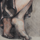 Thumbnail for Study of Draped Legs 3