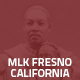 Hover Thumbnail for Martin Luther King Fresno, California Monument