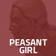 Hover Thumbnail for Peasant Girl